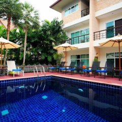 Отель Wonderful Pool house at Kata пляж Ката бассейн фото 4