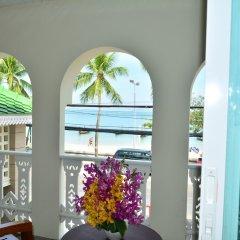 Отель Pride Beach Resort балкон