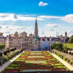 Отель Yadoya Hotel Бельгия, Брюссель - 4 отзыва об отеле, цены и фото номеров - забронировать отель Yadoya Hotel онлайн приотельная территория фото 2