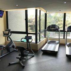 Отель The Harbourview фитнесс-зал фото 3