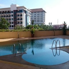 Отель View Talay Residence Condo 3 бассейн