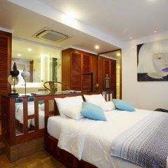 Отель Bluesiam Villa комната для гостей