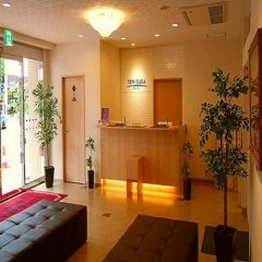 Hotel New Gaea Hakata Хаката интерьер отеля фото 2