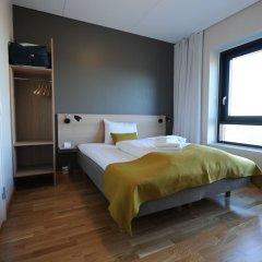 Отель Tananger Leilighetshotell сейф в номере