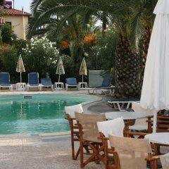 Отель Golden Sun Village Греция, Пефкохори - отзывы, цены и фото номеров - забронировать отель Golden Sun Village онлайн бассейн фото 3