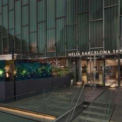 Отель The Level At Melia Barcelona Sky фитнесс-зал фото 3