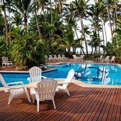 Отель Fiji Palms Фиджи, Вити-Леву - отзывы, цены и фото номеров - забронировать отель Fiji Palms онлайн бассейн