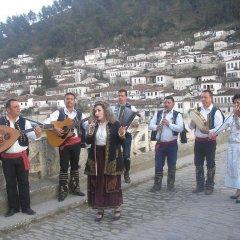 Отель Lorenc Pushi Guesthouse Албания, Берат - отзывы, цены и фото номеров - забронировать отель Lorenc Pushi Guesthouse онлайн фото 3
