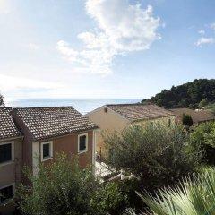 Отель Corfu Glyfada Menigos Resort вид на фасад фото 2