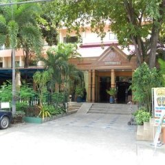 Pattaya Garden Hotel парковка