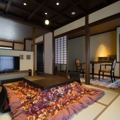 Отель Ryokan Miyama Sansou Минамиогуни комната для гостей фото 3