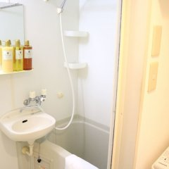Smart Hotel Hakata 4 Хаката ванная фото 2