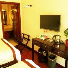 Отель Chang Yard Hotel Китай, Пекин - отзывы, цены и фото номеров - забронировать отель Chang Yard Hotel онлайн удобства в номере фото 2