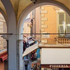 Отель Le Cocoon балкон