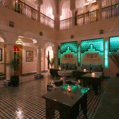 Отель Riad Zaki детские мероприятия
