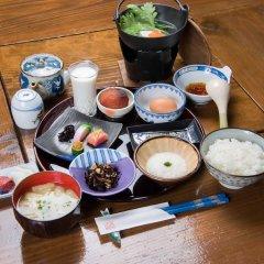 Отель Yamanoyado Reisen Kannojigoku Ryokan Минамиогуни питание фото 2