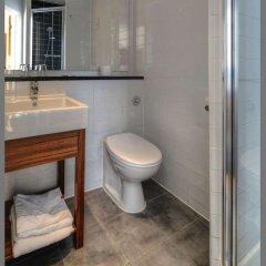 Отель Comfort Inn St Pancras - Kings Cross Великобритания, Лондон - отзывы, цены и фото номеров - забронировать отель Comfort Inn St Pancras - Kings Cross онлайн ванная фото 2