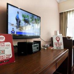 Отель Nida Rooms Silom Soi 12 Planet Бангкок интерьер отеля