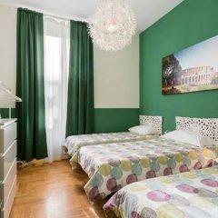Апартаменты Colosseo Rome Apartments сейф в номере