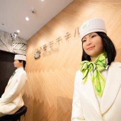 Отель Henn na Hotel Tokyo Akasaka Япония, Токио - отзывы, цены и фото номеров - забронировать отель Henn na Hotel Tokyo Akasaka онлайн спа