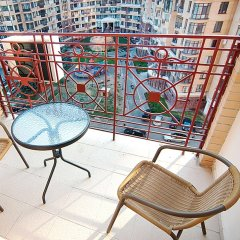 Корона отель-апартаменты балкон