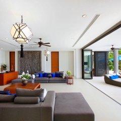 Отель Villa Padma интерьер отеля