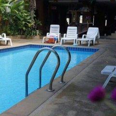 Отель Dacha beach Таиланд, Паттайя - отзывы, цены и фото номеров - забронировать отель Dacha beach онлайн бассейн фото 2