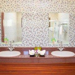 Отель Baan Dork Bua Villa Таиланд, Самуи - отзывы, цены и фото номеров - забронировать отель Baan Dork Bua Villa онлайн ванная фото 2