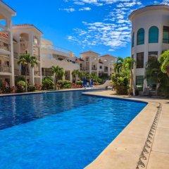 Отель Paseo Del Sol Плая-дель-Кармен бассейн фото 3