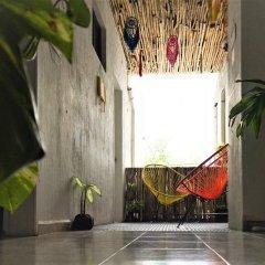 Отель Namastay Hostel Мексика, Плая-дель-Кармен - отзывы, цены и фото номеров - забронировать отель Namastay Hostel онлайн интерьер отеля фото 2