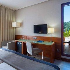 Отель Silken Amara Plaza Испания, Сан-Себастьян - 1 отзыв об отеле, цены и фото номеров - забронировать отель Silken Amara Plaza онлайн удобства в номере фото 2
