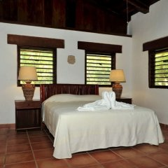 Hotel Rancho Encantado сейф в номере