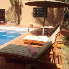 Отель Riad Marrat Марокко, Загора - отзывы, цены и фото номеров - забронировать отель Riad Marrat онлайн бассейн фото 3