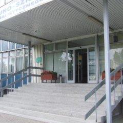 Отель Start Hotel Польша, Краков - 10 отзывов об отеле, цены и фото номеров - забронировать отель Start Hotel онлайн балкон