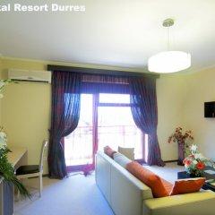 Отель Tropikal Resort Дуррес комната для гостей фото 3