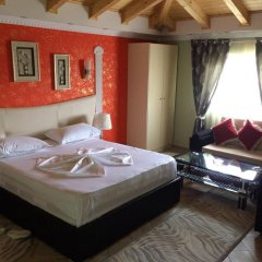 Отель Emigranti Албания, Шкодер - отзывы, цены и фото номеров - забронировать отель Emigranti онлайн комната для гостей фото 4