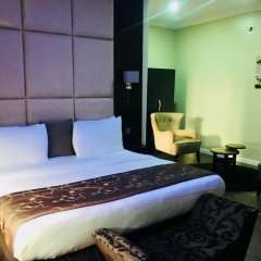 De Brit Hotel комната для гостей фото 3