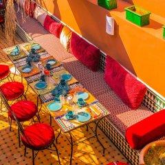 Отель Riad La Porte Du Bouregreg детские мероприятия