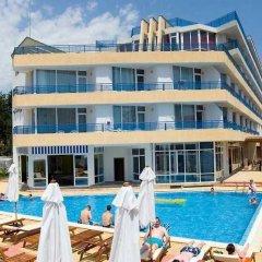 Отель Sunset Hotel Sunny Beach Болгария, Солнечный берег - отзывы, цены и фото номеров - забронировать отель Sunset Hotel Sunny Beach онлайн бассейн