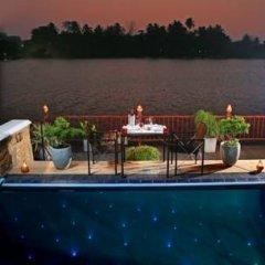 Отель Bentota River Edge Шри-Ланка, Бентота - отзывы, цены и фото номеров - забронировать отель Bentota River Edge онлайн бассейн фото 3