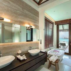 Отель Heritance Aarah Ocean Suites (Premium All Inclusive) Мальдивы, Медупару - отзывы, цены и фото номеров - забронировать отель Heritance Aarah Ocean Suites (Premium All Inclusive) онлайн ванная фото 2
