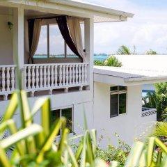 Отель Bora Vaite Lodge Французская Полинезия, Бора-Бора - отзывы, цены и фото номеров - забронировать отель Bora Vaite Lodge онлайн балкон