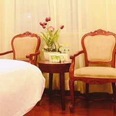 GreenTree Inn Jingdezhen Square North Road Express Hotel удобства в номере