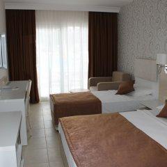Club Mermaid Village Турция, Аланья - 1 отзыв об отеле, цены и фото номеров - забронировать отель Club Mermaid Village - All Inclusive онлайн комната для гостей фото 4
