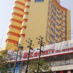 Отель 7Days Inn Xinyu Shengli Nan Road спортивное сооружение
