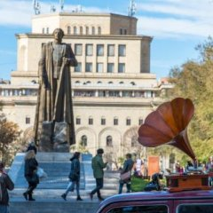 Отель One Way Hostel Sakharov Армения, Ереван - отзывы, цены и фото номеров - забронировать отель One Way Hostel Sakharov онлайн помещение для мероприятий