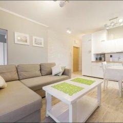 Отель P&O Apartments Wilenska Польша, Варшава - отзывы, цены и фото номеров - забронировать отель P&O Apartments Wilenska онлайн комната для гостей