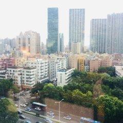 Отель LVGEM Hotel Китай, Шэньчжэнь - отзывы, цены и фото номеров - забронировать отель LVGEM Hotel онлайн балкон