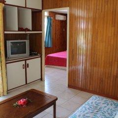 Отель Fare Edith Французская Полинезия, Муреа - отзывы, цены и фото номеров - забронировать отель Fare Edith онлайн удобства в номере