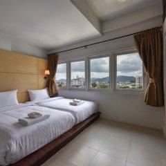 Отель Phuket Montre Resotel Пхукет комната для гостей фото 12
